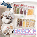 Reusable Jar Bags