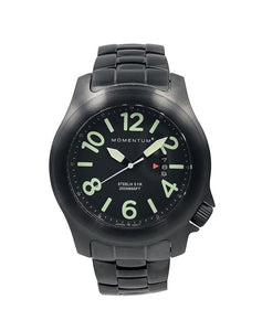 Steelix Black-ion 44mm