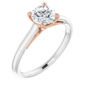 Round Brilliant Solitaire Engagement Ring
