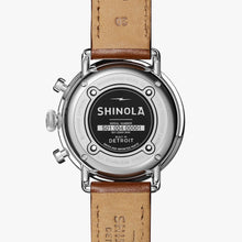 Load image into Gallery viewer, THE CANFIELD CHRONO 43MM