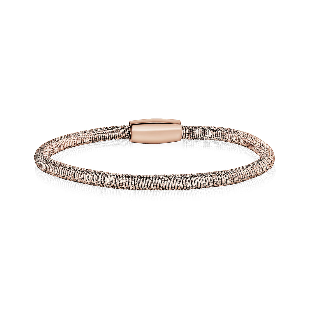 Diamond Cut Swirl Bracelet