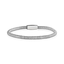 Load image into Gallery viewer, Diamond Cut Swirl Bracelet