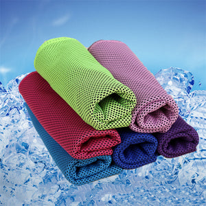 Sport Icing Cold Towel
