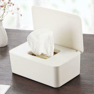 Wet Wipes Tissue Storage