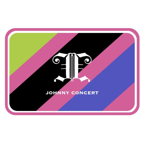 JOHNNY CONCERT E-GIFT CARD