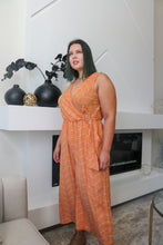 Load image into Gallery viewer, Macy Sleeveless Plus Size Jumpsuit