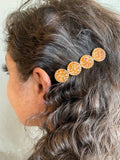 Glamour hair pin