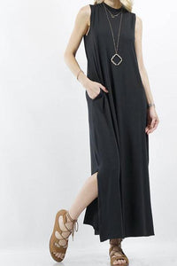 Mary Maxi Dress with Pockets