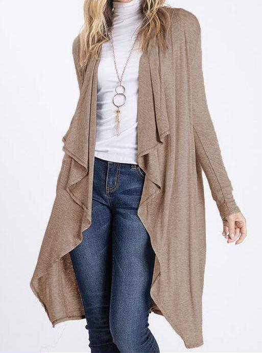 Habiba Soft Long Cardigan