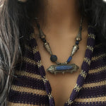 Oxidized antique vintage afghani jewelry