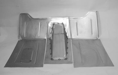 CHEVY 28/36 FRONT FLOORBOARD, SMALL BLOCK