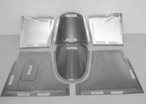 "40/47 FLOORBOARD, PICK-UP, SB (fits 2"" FW)"