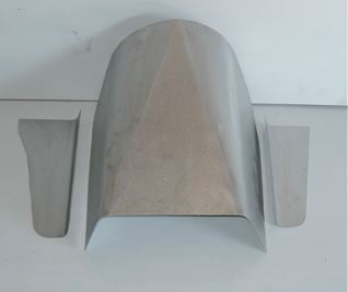 60/66 TRANSMISSION COVER, PICK-UP
