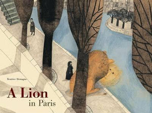 STORYBOOK- A LION IN PARIS