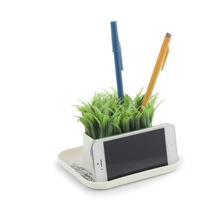 POTTED PHONE STAND