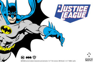 Celebrate 60 Years of the JUSTICE LEAGUE™ with BATMAN™!