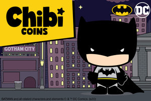 Be the First in the World to Own a Chibi Coin!