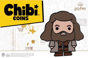RUBEUS HAGRID™ Pure Silver Chibi™ Coin Revealed!