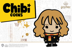 A Brilliant Muggle-born Joins the HARRY POTTER™ Chibi™ Coin Collection