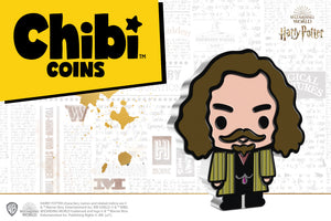 HARRY POTTER's Godfather Joins the Chibi™ Coin Collection