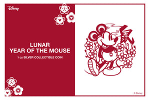 Disney's Mickey Mouse champions Lunar New Year: Year of the Mouse