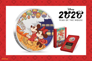 Enjoy Happiness with our Disney 2020 Year of the Mouse Collection