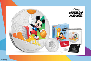 Disney's Mickey Mouse Aims High!