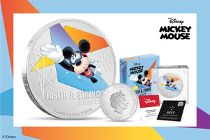 Disney's Mickey Mouse Sports Coin Collection Continues!