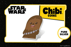 Chewbacca™ Chibi™ Coin Launches Today!