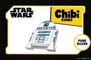 Everyone's Favourite Droid on new Chibi™ Coin!