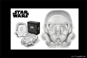 Star Wars™ Helmets Coin Collection Continues with the Stormtrooper!