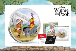 Last Coin in this Disney Collection features Pooh & Friends