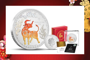 Commemorate Lunar Year of the Ox 2021