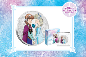 New Disney Frozen Coin Revealed!