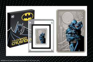 Be Captivated by The Kiss in THE CAPED CRUSADER™ Coin Collection