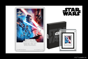 Add Star Wars: The Rise of Skywalker Silver Coin to Your Collection!