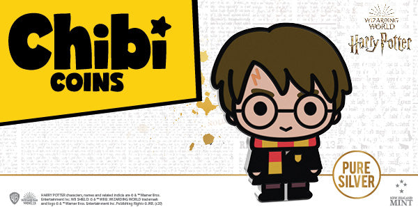 HARRY POTTER Chibi now sold out!