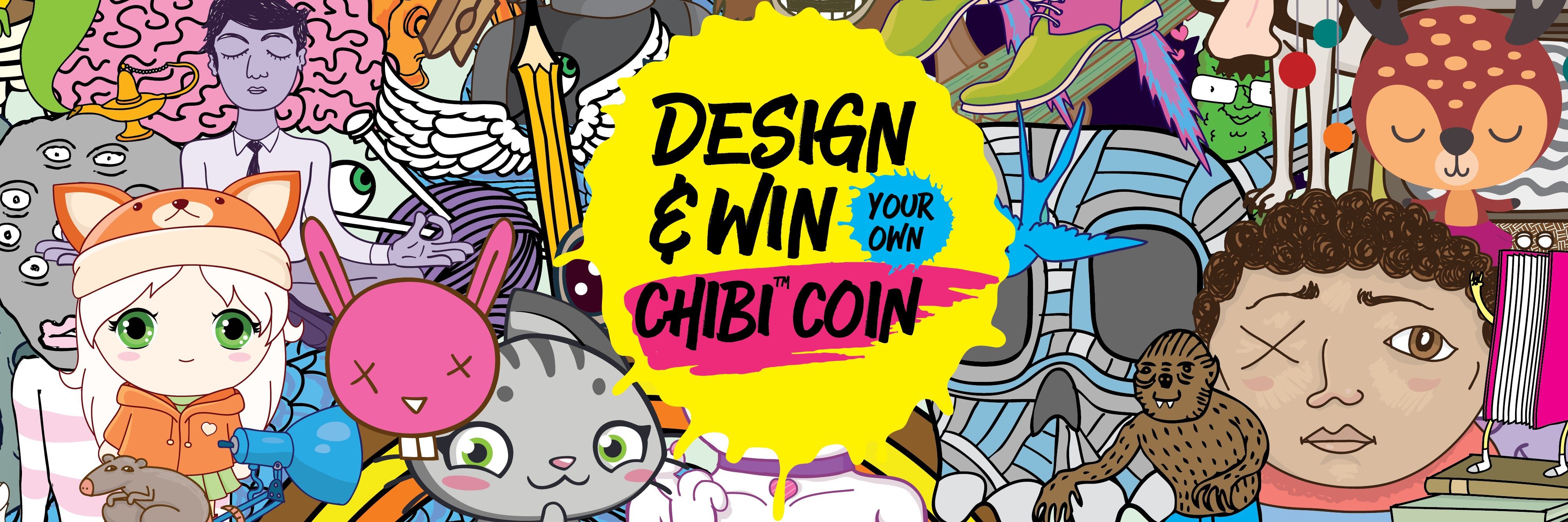 Design a Chibi™ Coin & Win Competition! NZ Mint