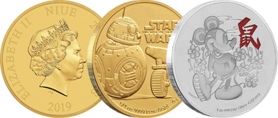 About Coins & Collectibles