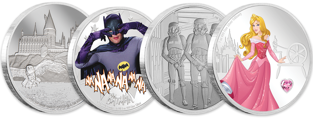 Shop our gold and silver collectibles! | New Zealand Mint