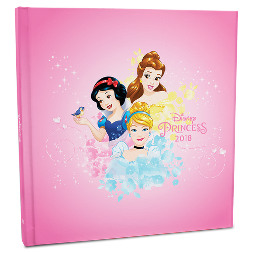 Disney Princess - Cinderella 5g Silver Coin Note Collector's Album