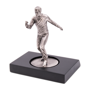 Star Trek - Captain James T. Kirk 150g Silver Miniature