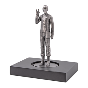 Star Trek - Commander Spock 150g Silver Miniature