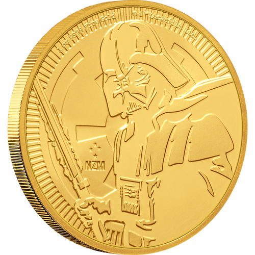 1oz Gold Bullion Coin Star Wars Darth Vader™ 2019