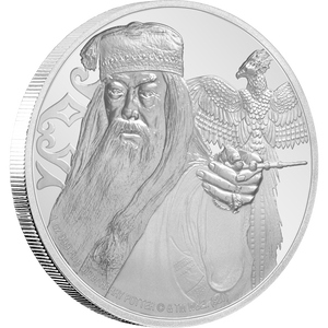 Albus Dumbledore 1oz Silver Coin NZ Mint