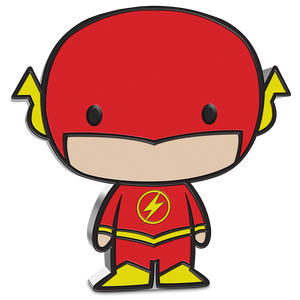Chibi™ Coin Collection DC Comics Series – THE FLASH™ 1oz Silver Coin | NZ Mint