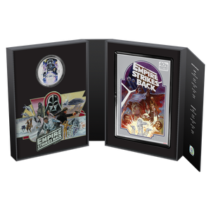 40th Anniversary of Star Wars: The Empire Strikes Back™ 1oz Silver Coin Set
