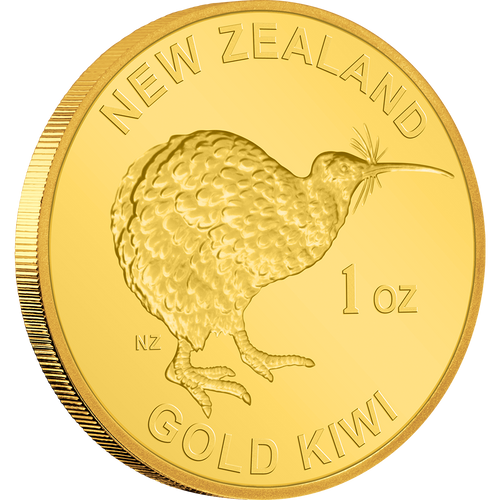 1oz Gold Kiwi Bullion Coin | NZ Mint