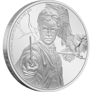 HARRY POTTER™ - Harry Potter™ 1oz Silver Coin NZ Mint