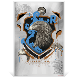 HARRY POTTER™ - Hogwarts House Banners - Ravenclaw 5g Silver Coin Note
